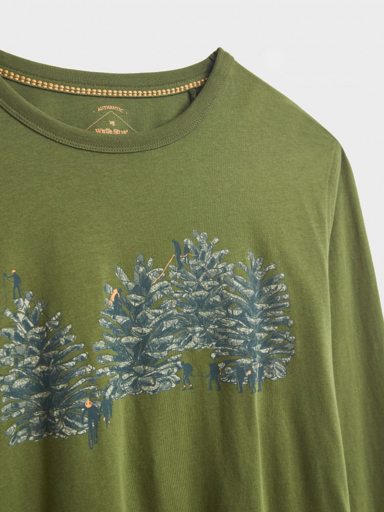 Pine Cone Graphic Tee