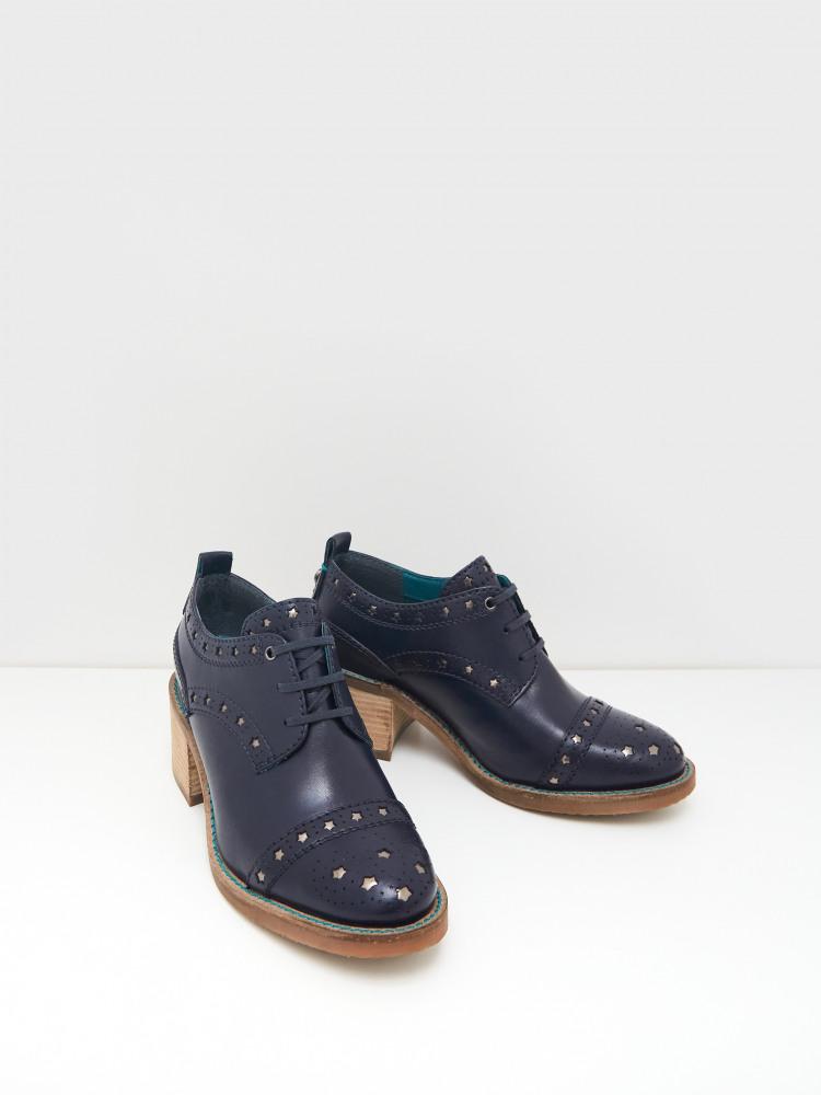 Celeste Star Brogue Shoe Boot