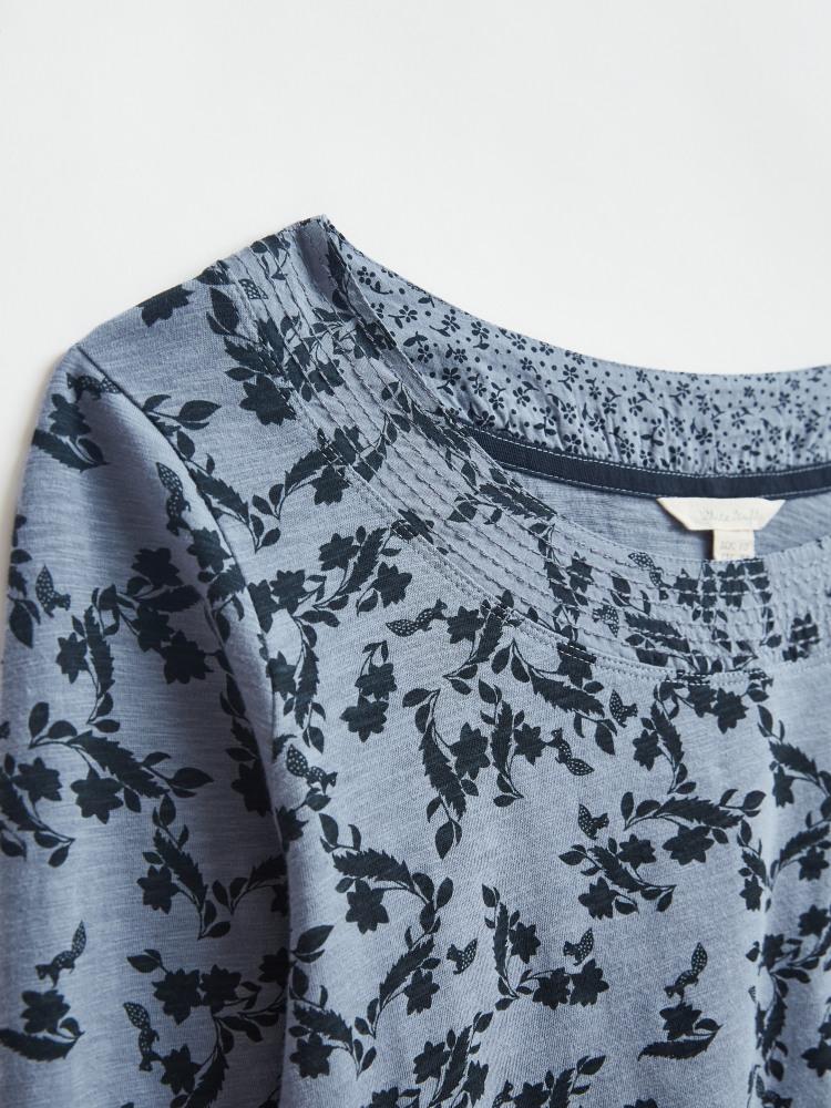 Long Sleeve Weaver Jersey Tee