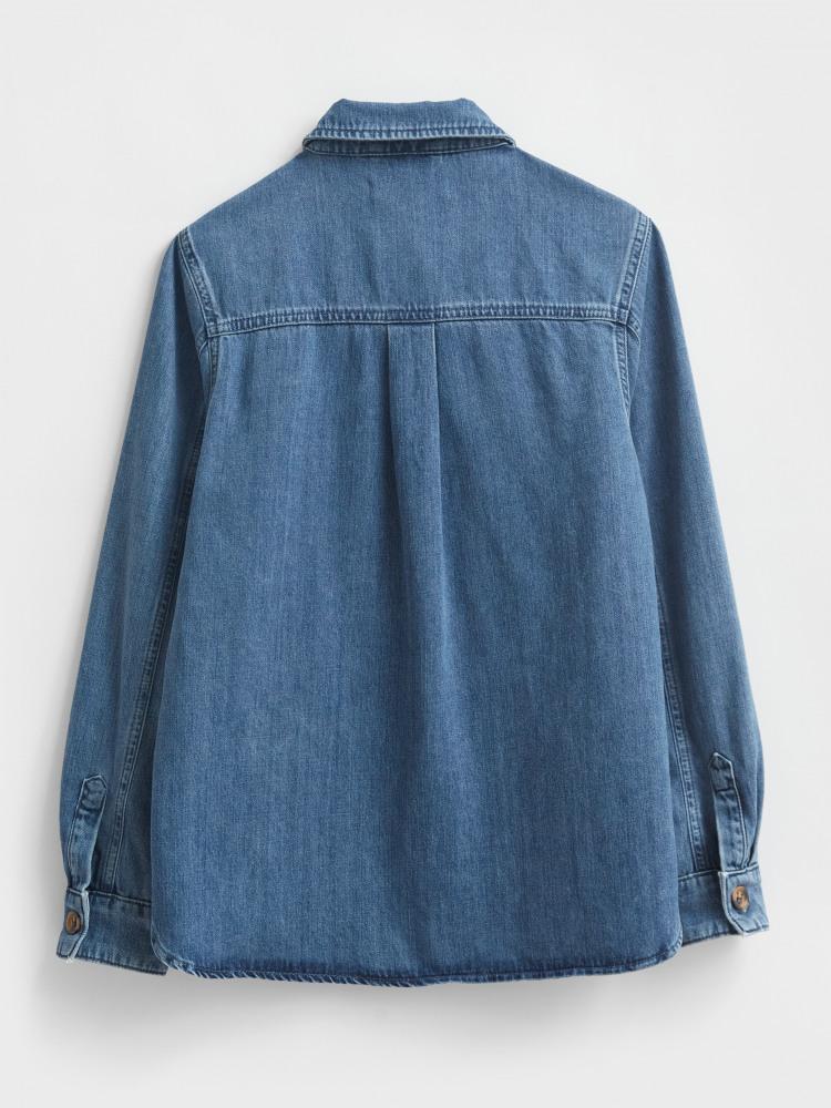 Blair Denim Shirt