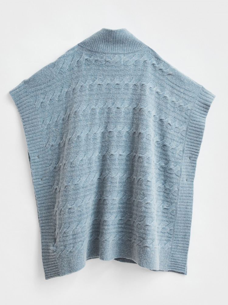 Ivy Cable Poncho