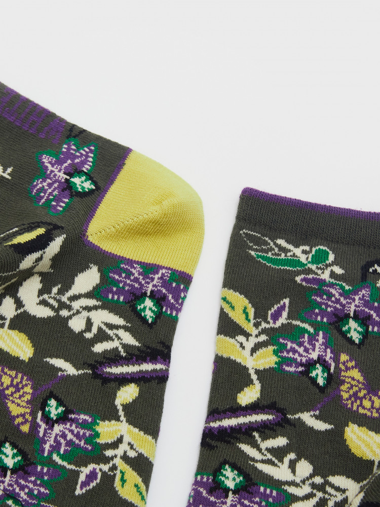 Maisie Floral Sock