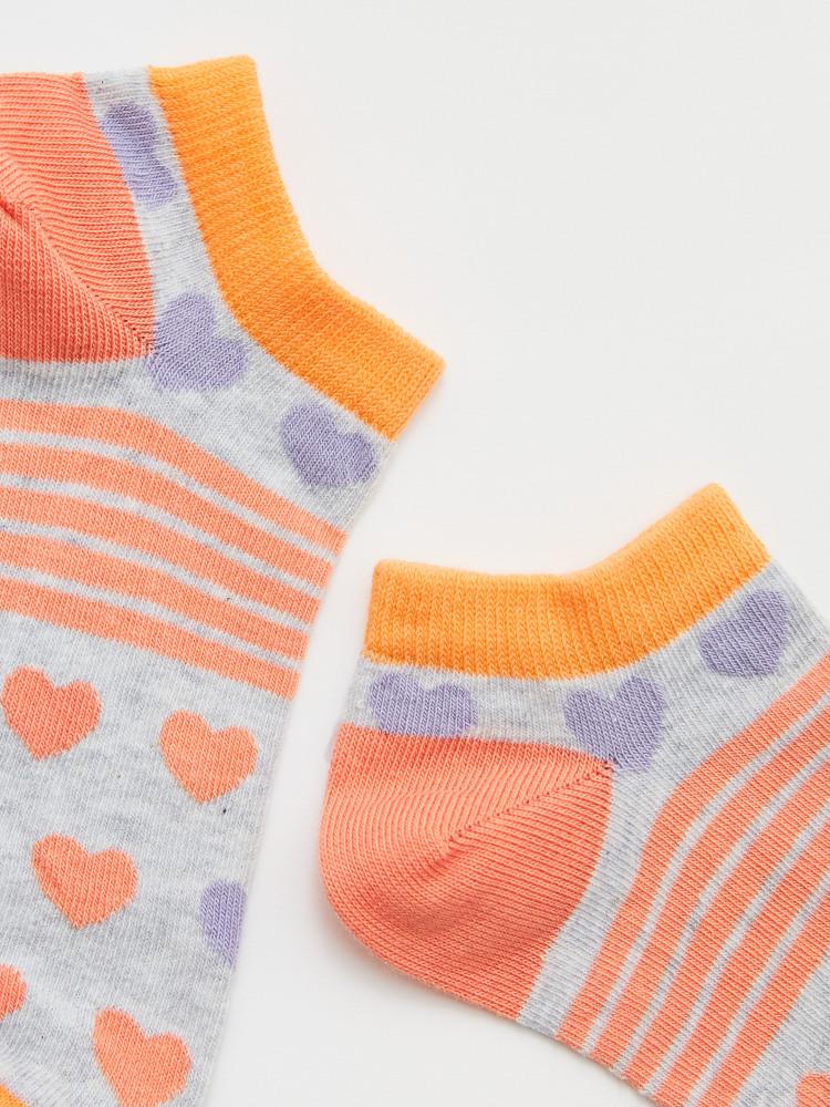 Freida Heart Trainer Sock