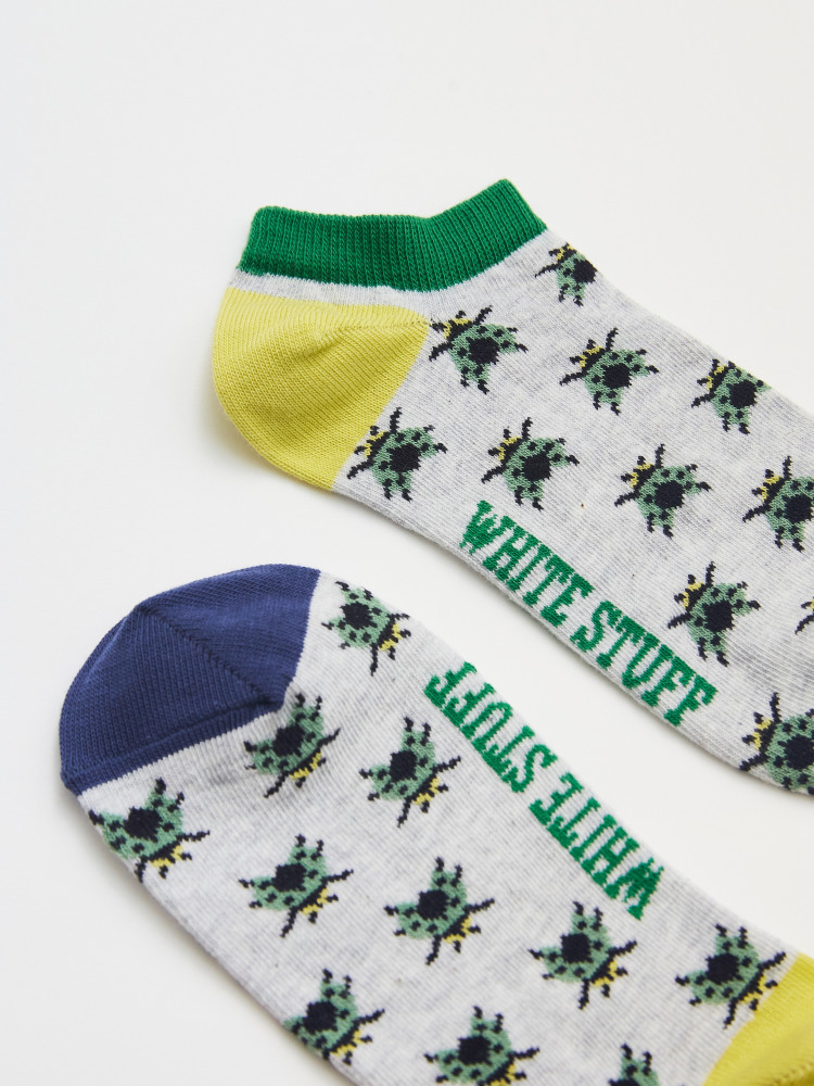 Ladybird Trainer Sock