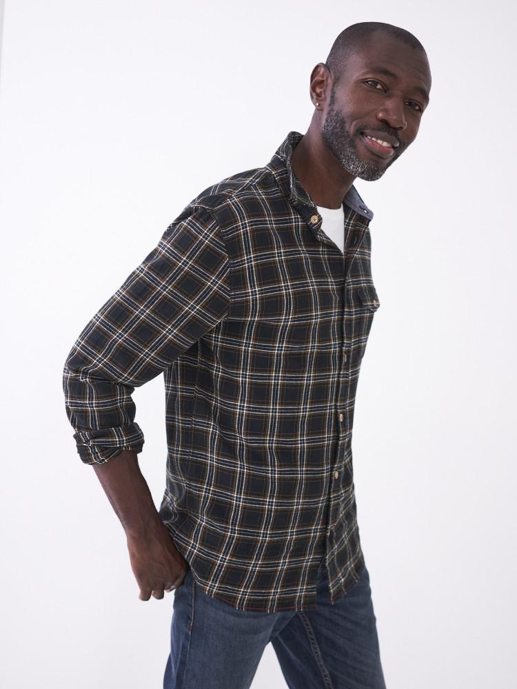 Rempstone Check Shirt