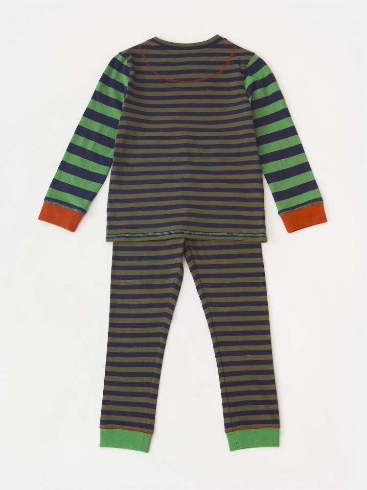 Stripe PJ Set