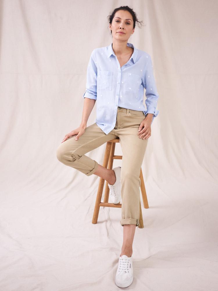 Katy Relaxed Slim Jean