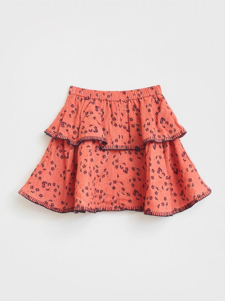 Ella Skirt Double Cloth