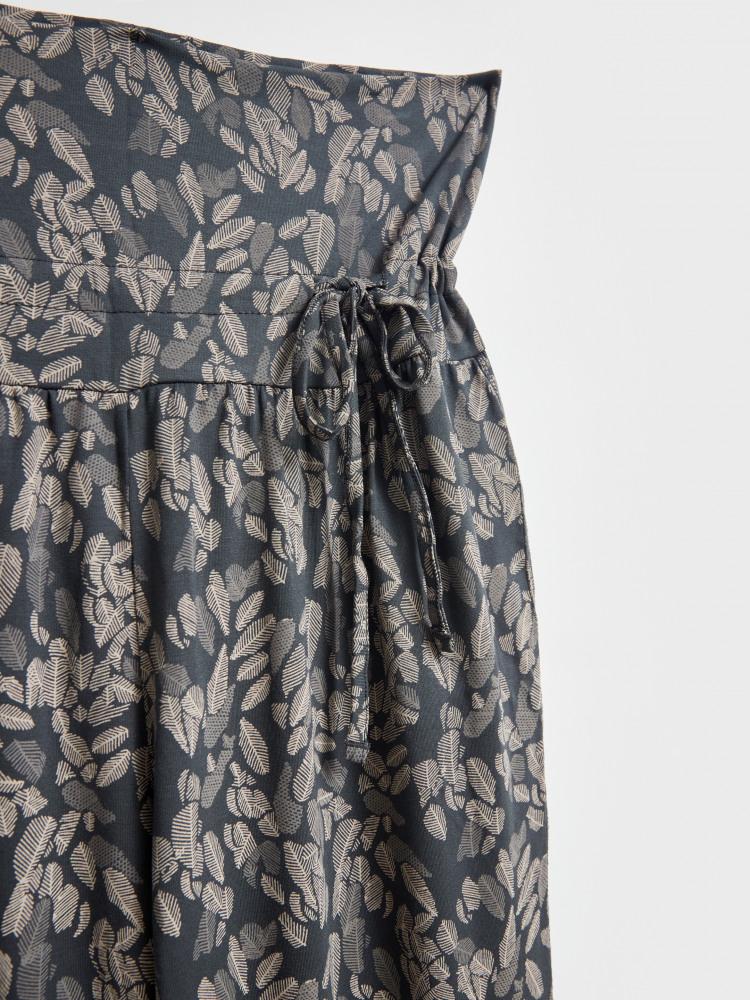 Hanna Jersey Printed Hareem Trouser