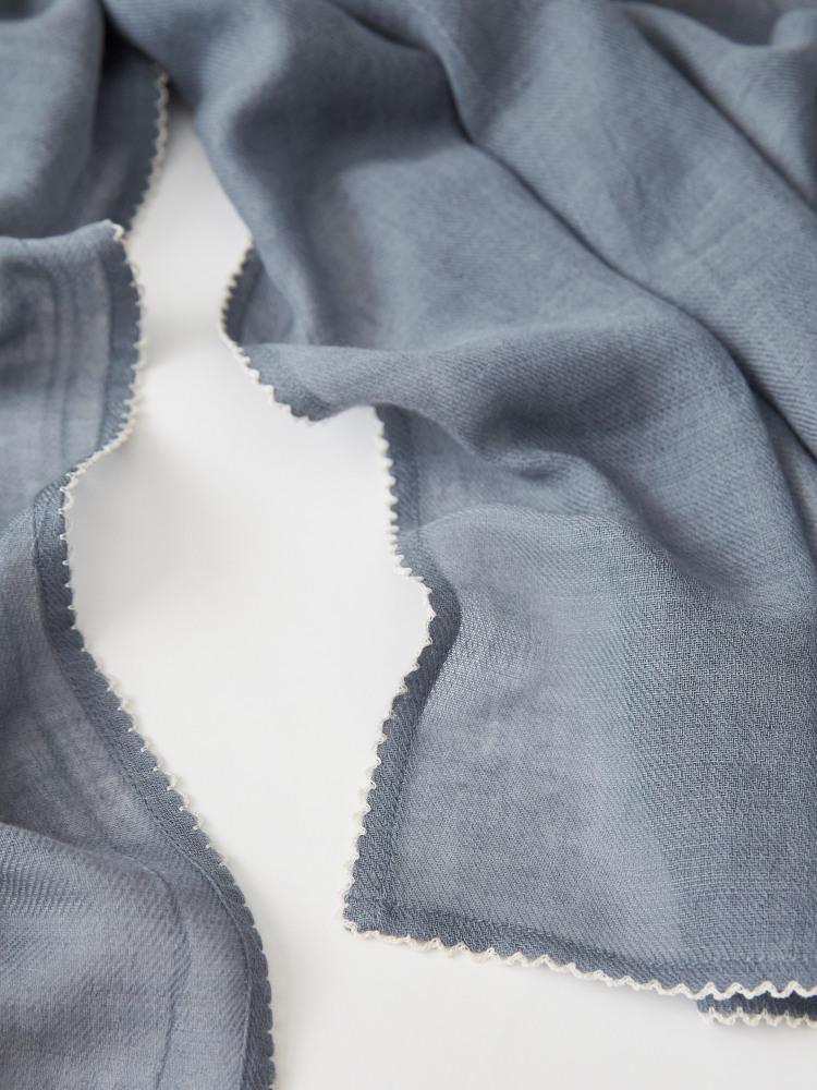 Organic Cotton Wool Scarf