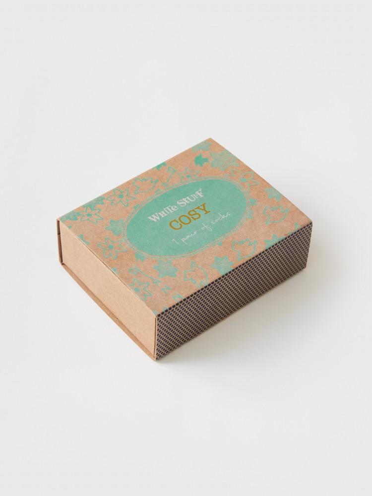 Cosy Sock In A Box