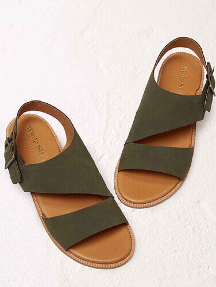 The Simple Sandal
