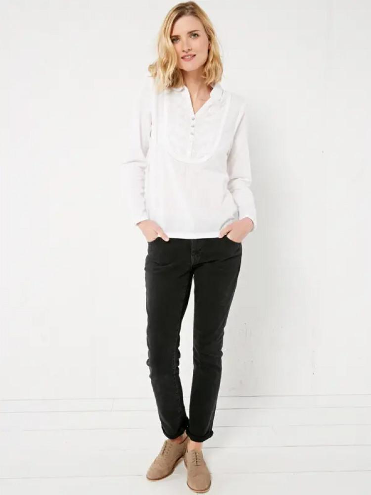 Abigail Straight Leg Jean