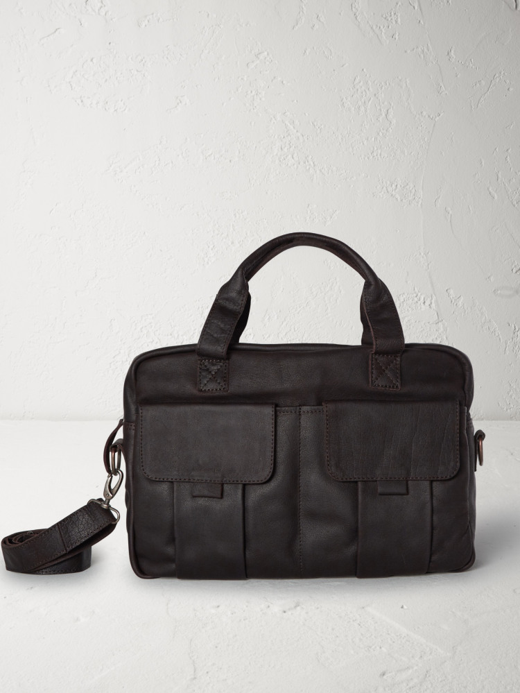 Speedy Leather Satchel