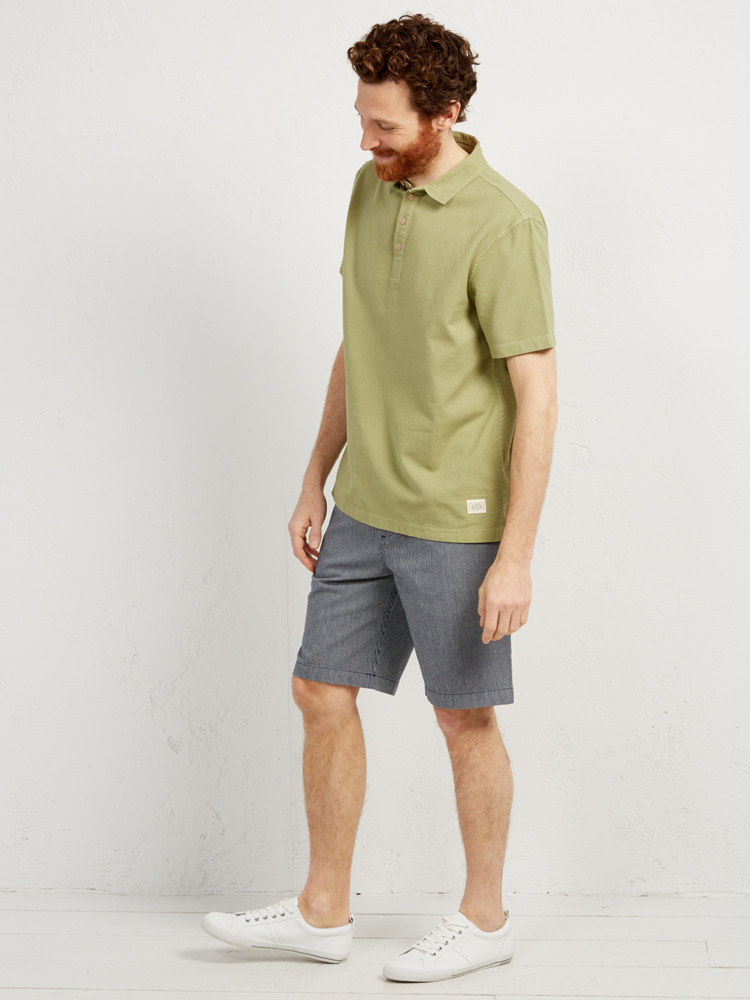 f46ad4bd3d48 Stripe Charlie Chino Short (Blue)