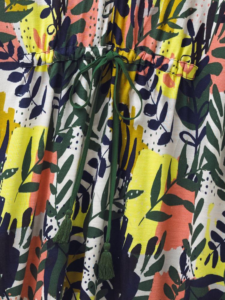 Summer Flow Jersey Tunic