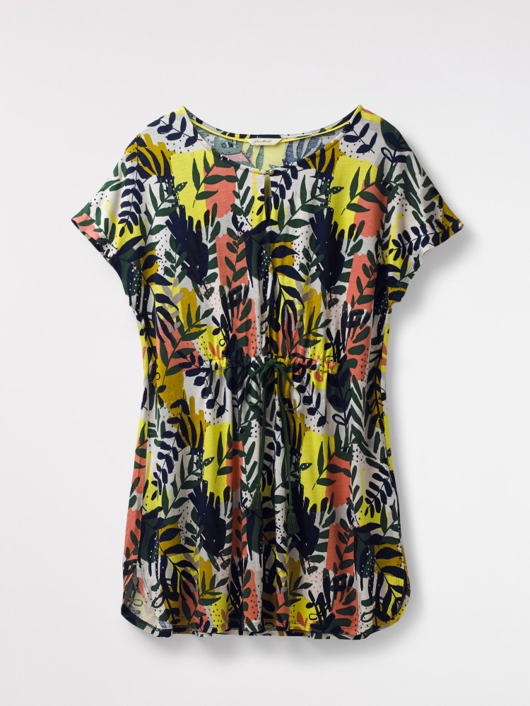 Summer Flow Jersey Tunic