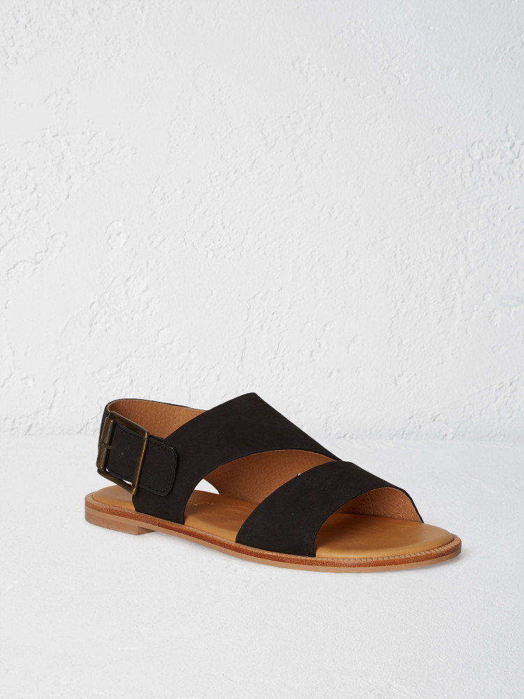 Alaska Leather Sandal