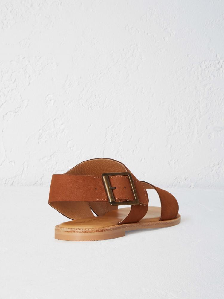 Alaska Leather Sandal