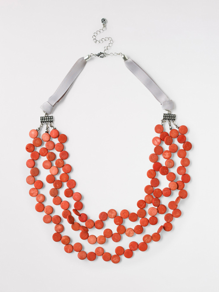 Mono Bead Necklace