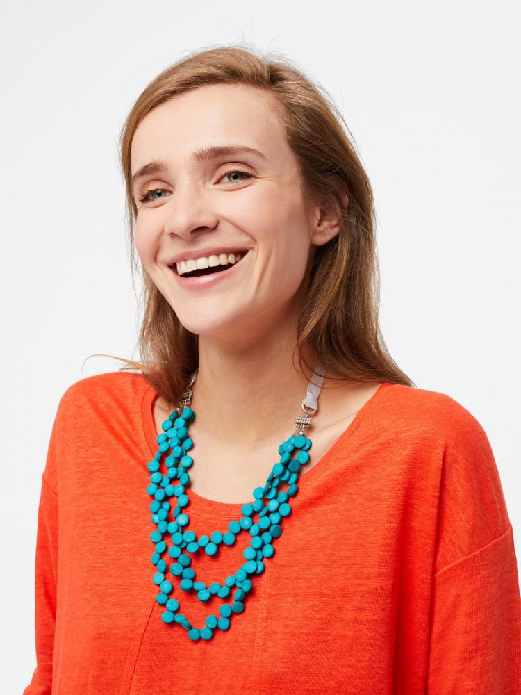 Mono Bead Necklace