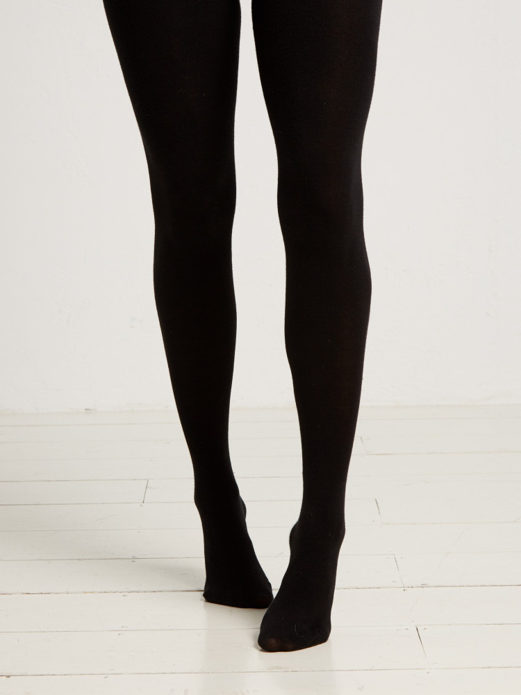 c1a7684d3c6 Patty Plain Tights (Black)