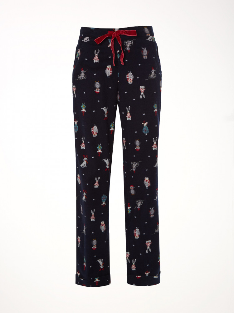 Winter Gathering Pj Bottoms