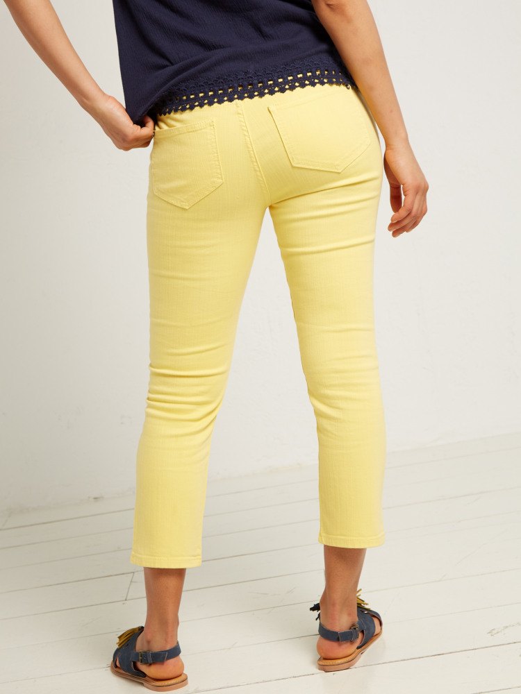 Sally Straight Crop Jean