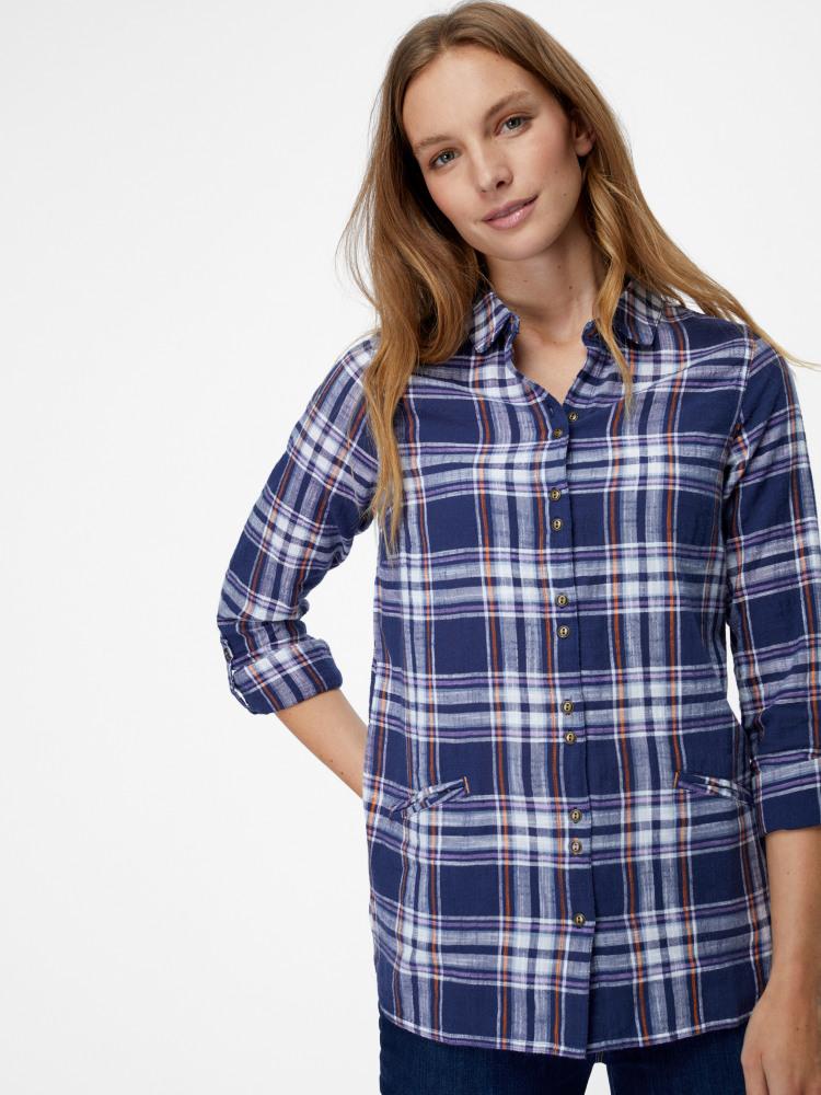 Brooklyn Check Shirt