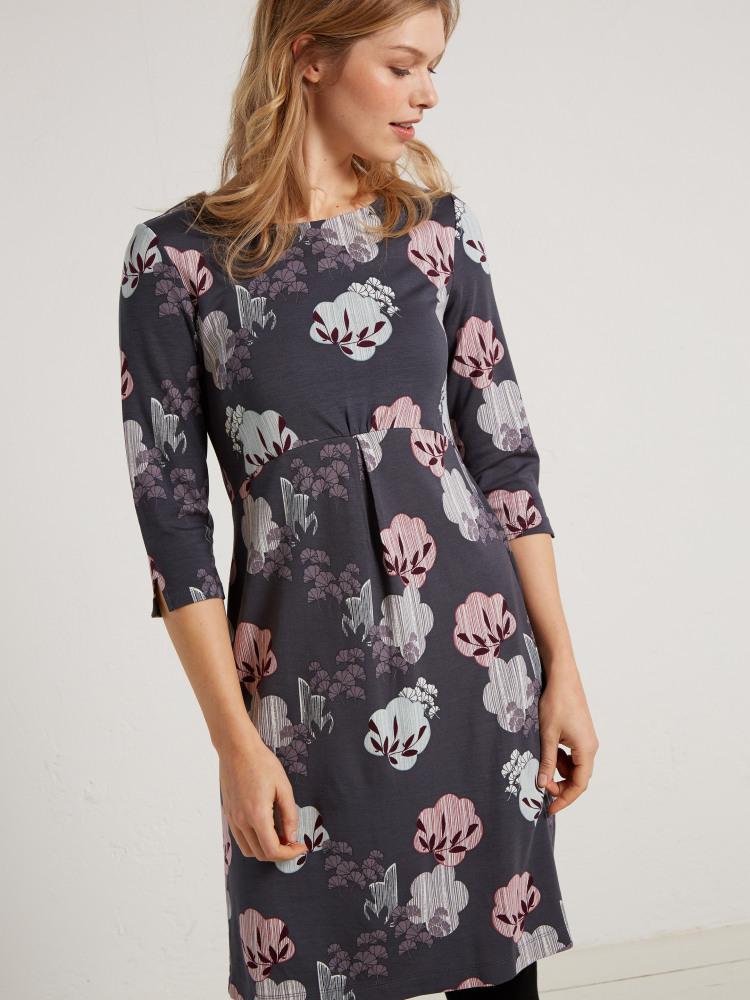Aubergine Dress