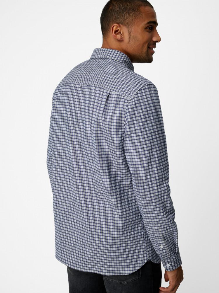 Varcity Oxford Check Shirt