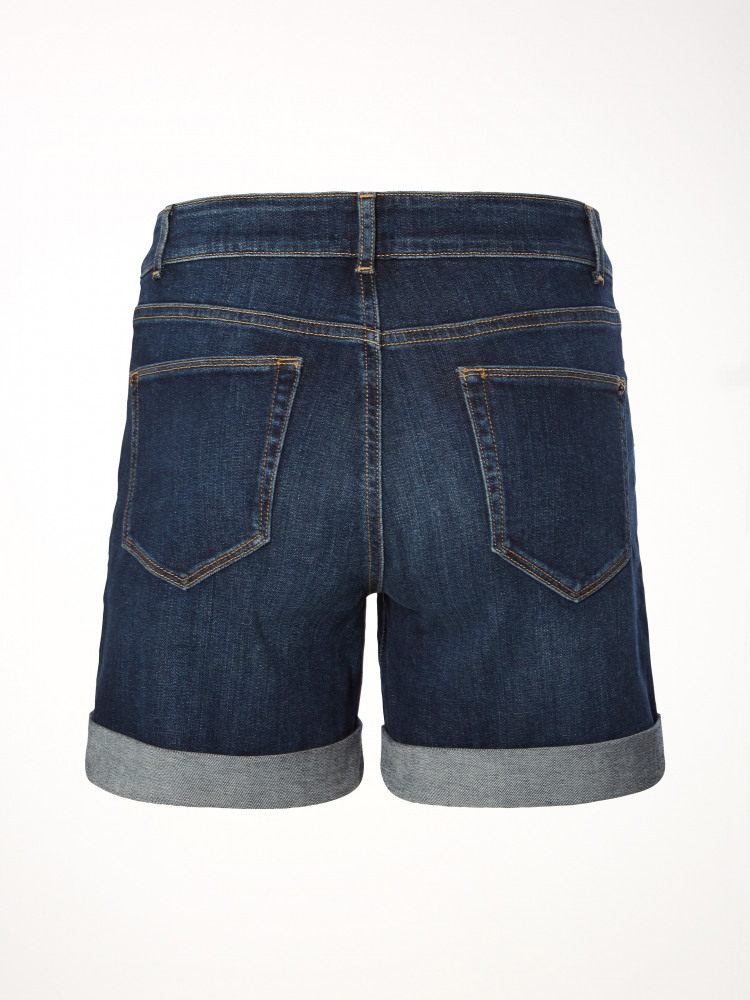 Eva Boyfriend Denim Short