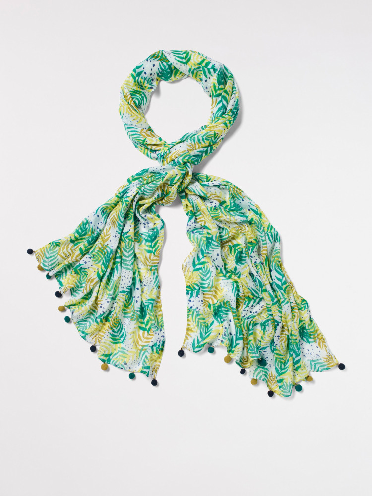 Tropical Daze Scarf
