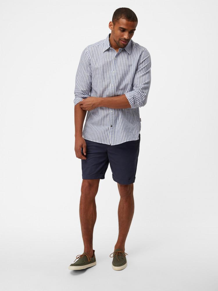 Sandeep Stripe Shirt