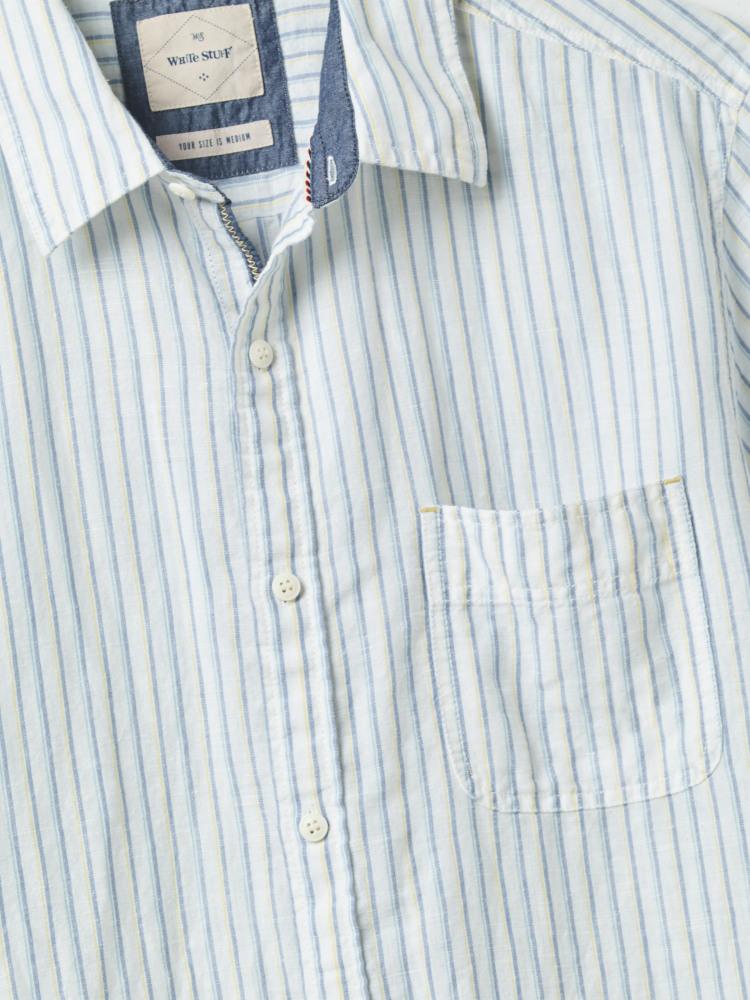 Dellow Stripe Shirt