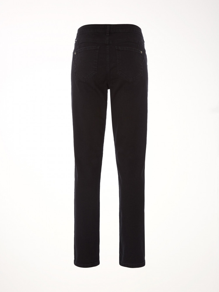 13508c4b90d Birch Straight Jean (Black)