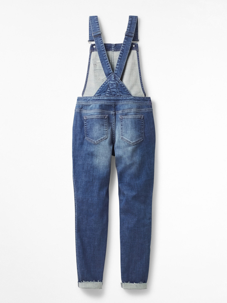 Slim Denim Dungaree
