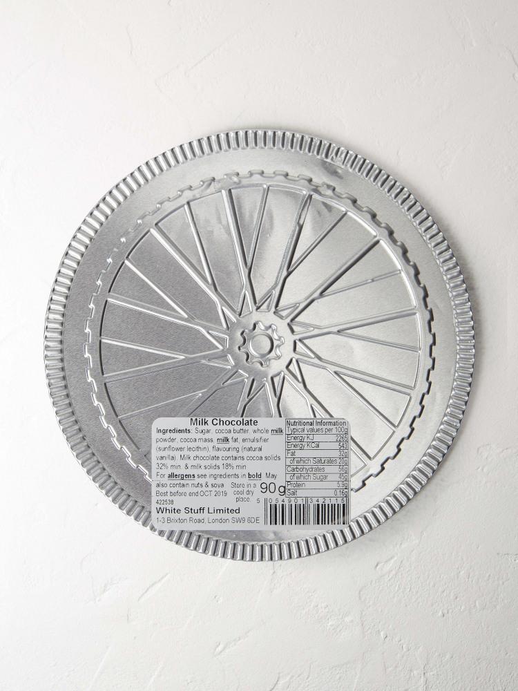 Chocolate Wheel