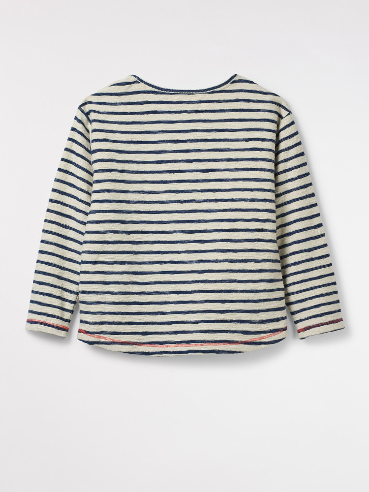 Margot Stripe Long Sleeve Tee