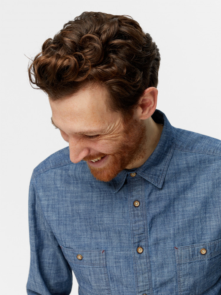 Capri Chambray Shirt