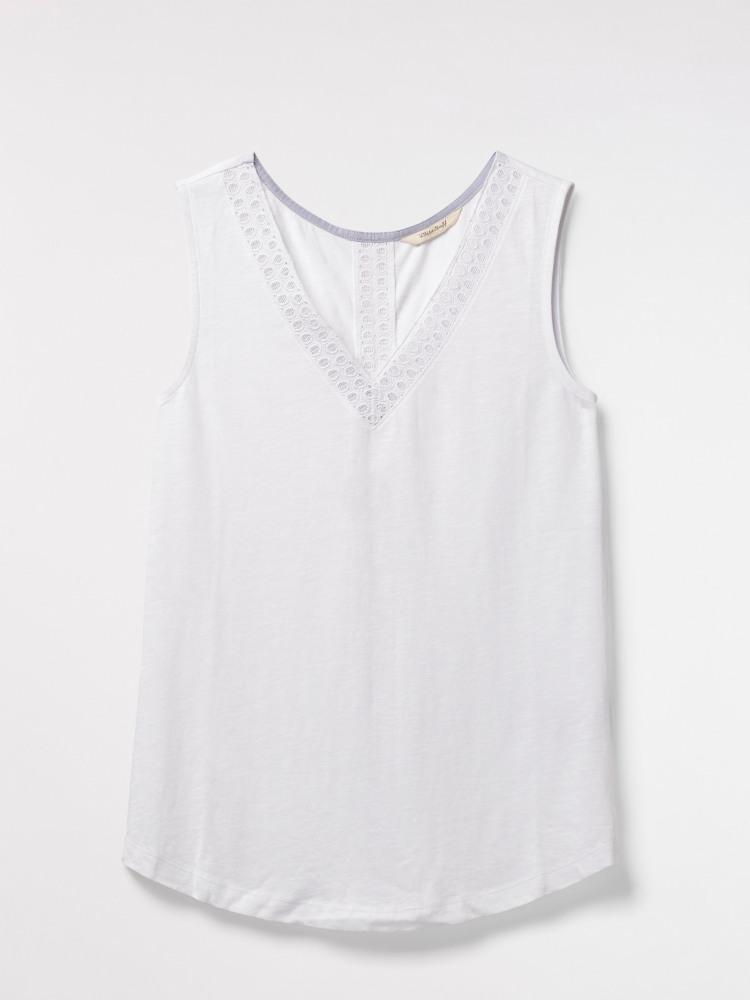 Hallie Jersey Vest