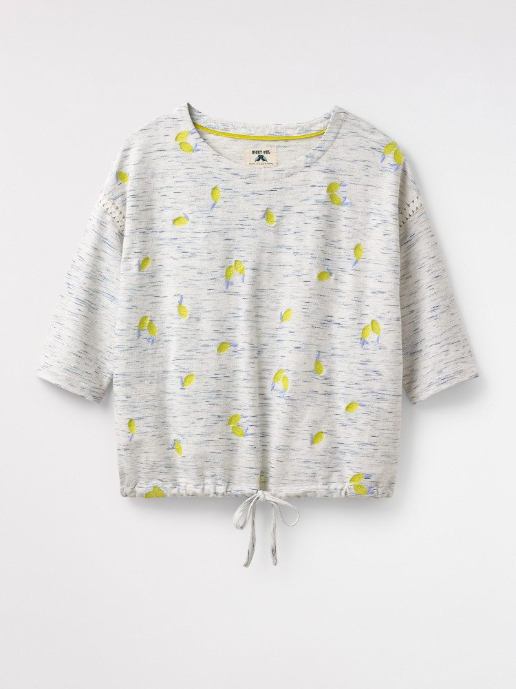 Luna Lemon Sweat