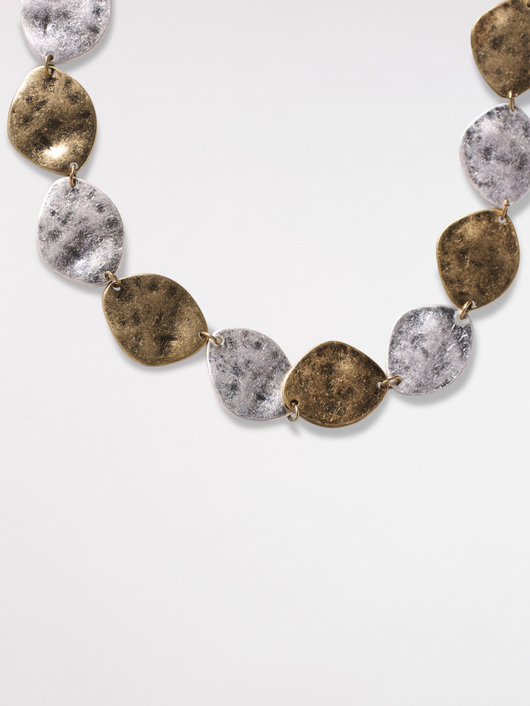 Melissa Mixed Metal Necklace