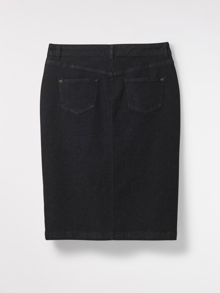 Susie Denim Skirt