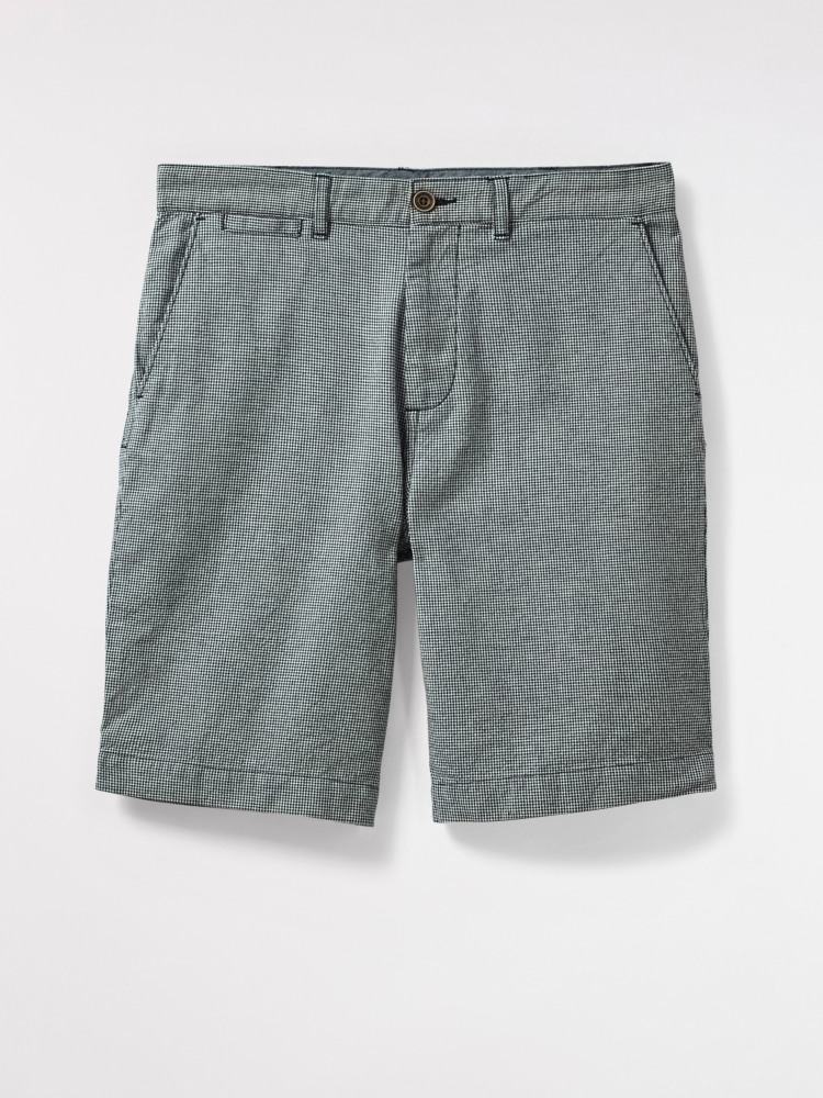 Kachina Check Chino Short
