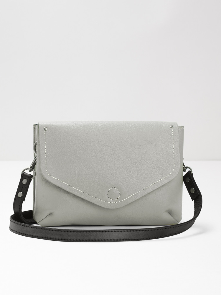 da42f6a48d Josie Crossbody Bag (Light Grey)
