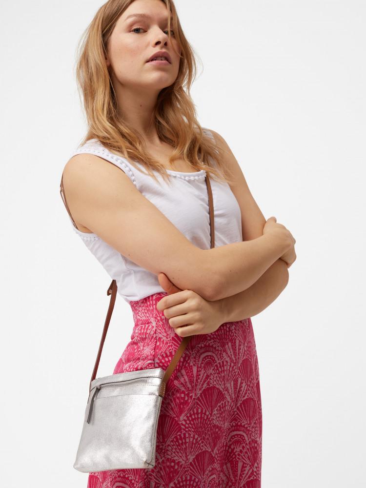Mini Leila Crossbody Bag