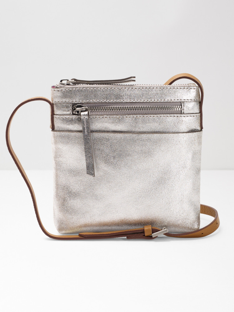 Mini Leila Crossbody Bag