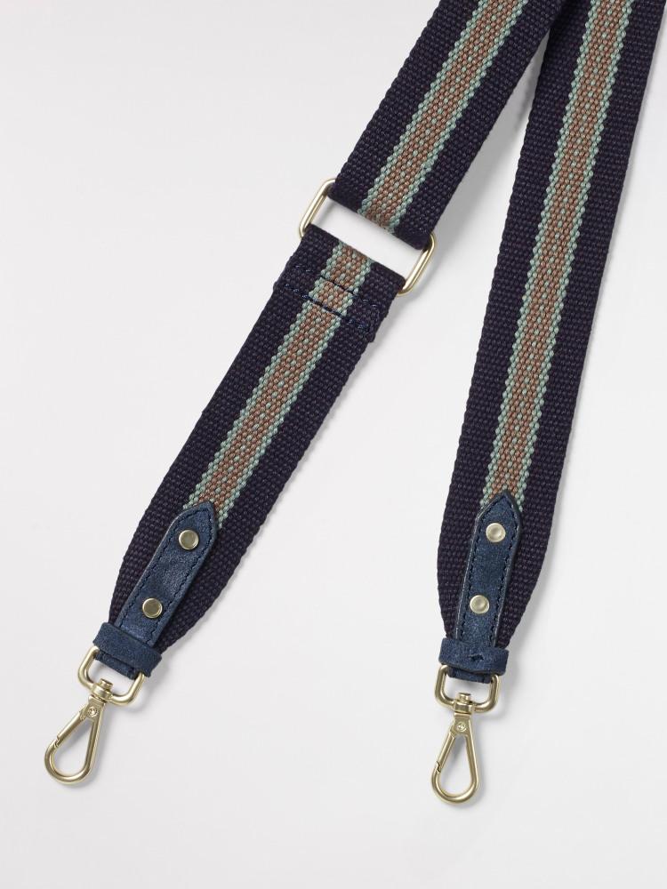 Ellis Stripe Bag Strap