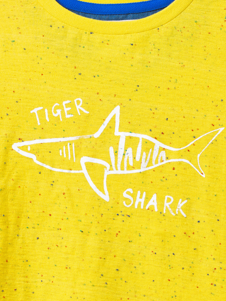 Shark Placement Tee